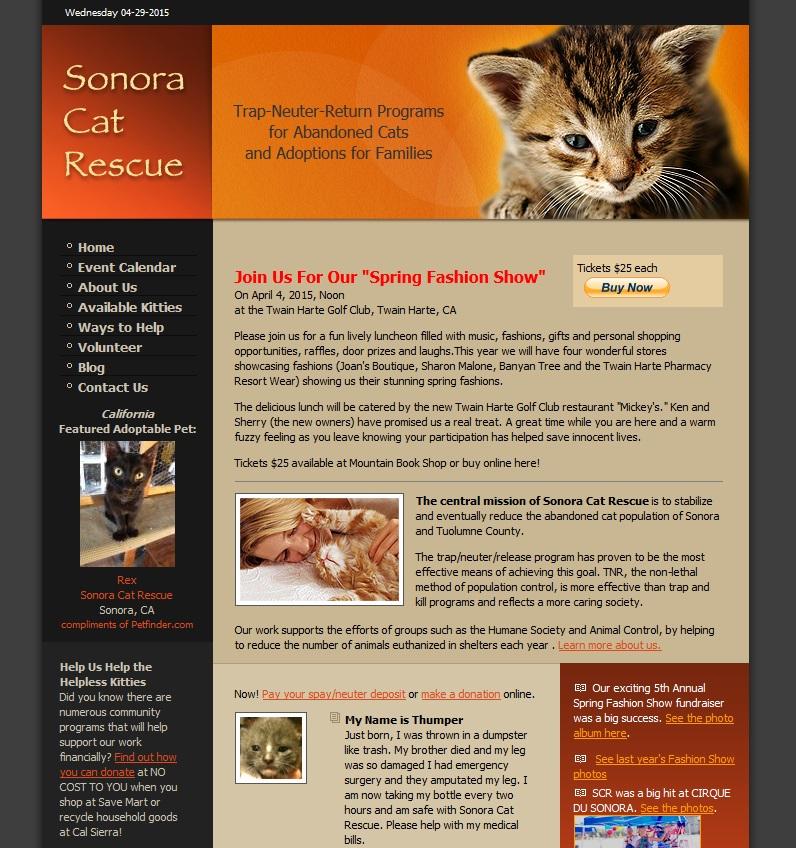 Sonora Cat Rescue